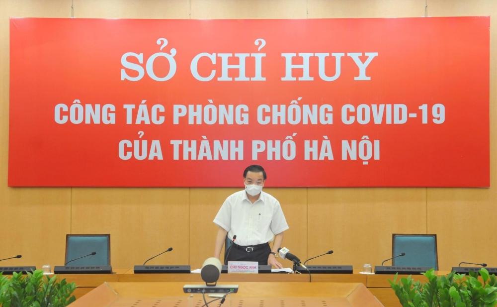 Hà Nội: Sẽ xử nghiêm đơn vị vi phạm về giãn cách xã hội, kể cả cơ quan khối Trung ương