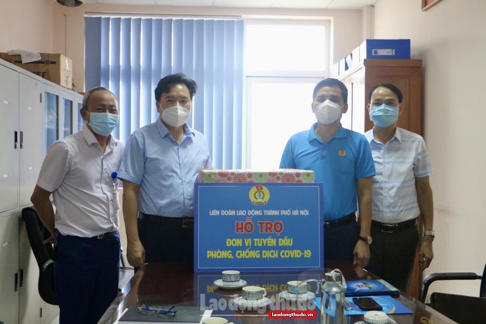 Tiếp sức đội ngũ y bác sĩ, nhân viên y tế tuyến đầu chống dịch