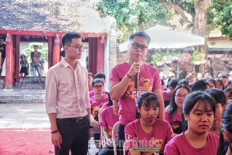 Chào tân sinh viên 2019: Sẵn sàng bước vào sân chơi toàn cầu hóa