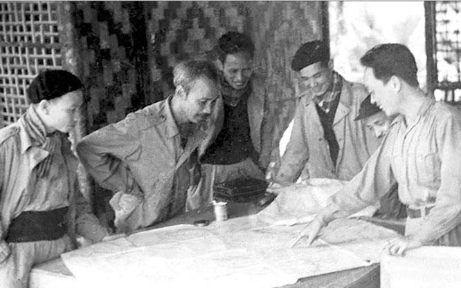 Phát huy tinh thần Chiến thắng Biên Giới Thu Đông 1950 trong sự nghiệp xây dựng, bảo vệ Tổ quốc