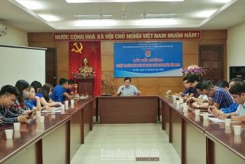 Khối các cơ quan thành phố Hà Nội bồi dưỡng nghiệp vụ công tác Đoàn năm 2020