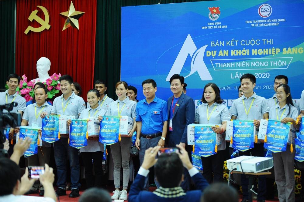 Bán kết Cuộc thi Dự án khởi nghiệp sáng tạo thanh niên nông thôn năm 2020