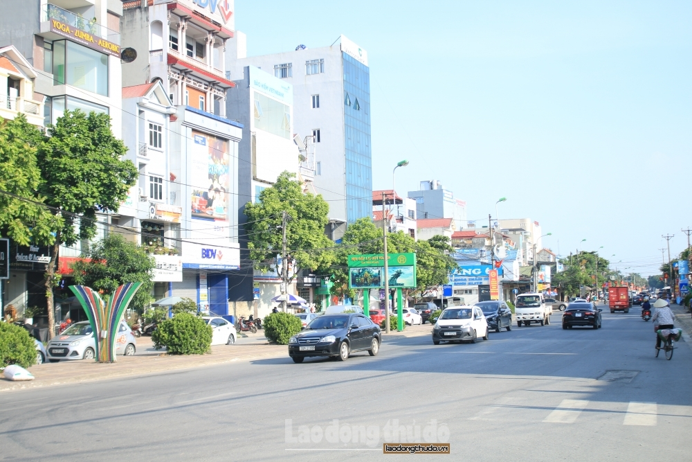 Từ hôm nay (11/9), huyện Sóc Sơn cho phép hoạt động trở lại một số hoạt động kinh doanh dịch vụ thiết yếu