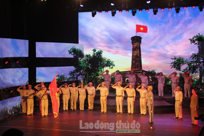 """Sâu lắng đêm nhạc """"Thu Hà Nội"""""""