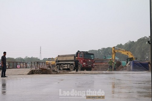 Hà Nội tổ chức rào chắn đường phục vụ thi công đường đua F1