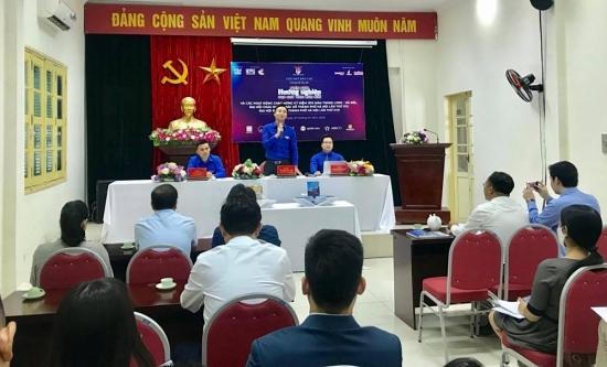 Tuổi trẻ Thủ đô sôi nổi hoạt động hướng tới kỷ niệm 1010 năm Thăng Long - Hà Nội