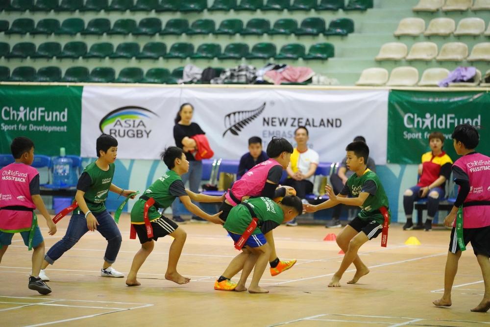Hơn 11.560 thanh thiếu niên học kỹ năng sống thông qua chơi thể thao