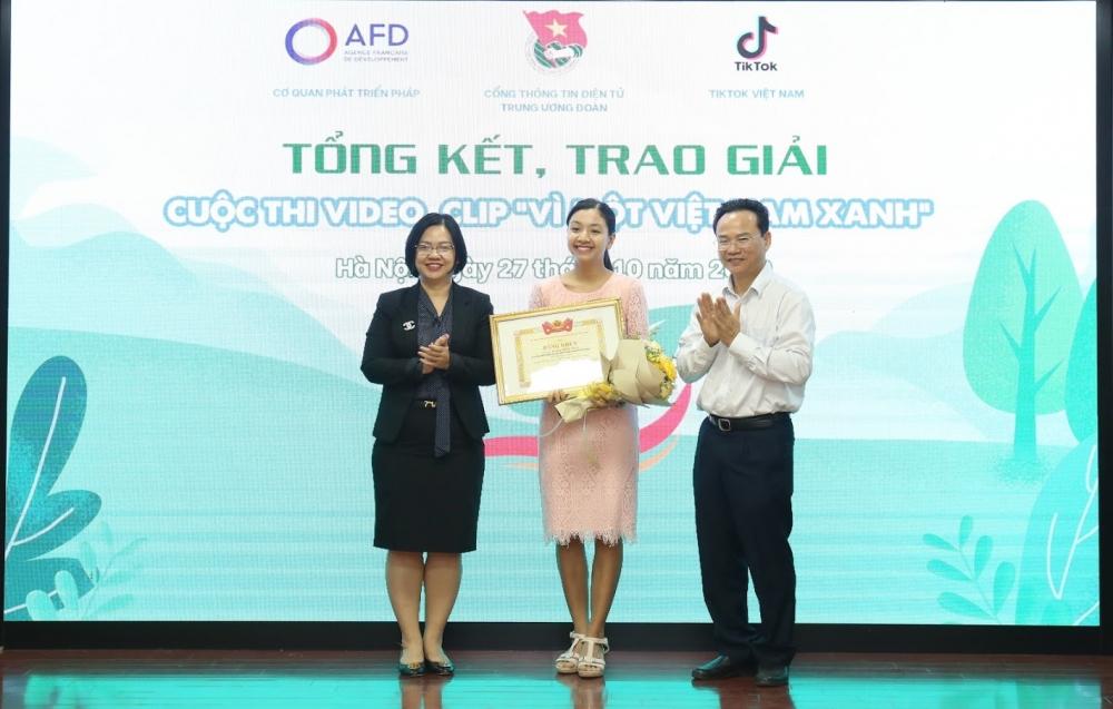 """Cuộc thi video, clip """"Vì một Việt Nam xanh"""" thu hút 26,5 triệu lượt người xem trên mạng xã hội"""