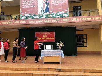 Các cấp Công đoàn huyện Sóc Sơn tích cực ủng hộ đồng bào miền Trung