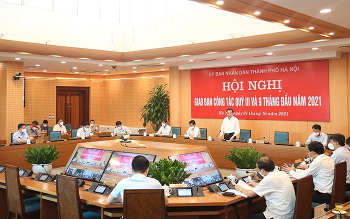 Hà Nội khẩn trương hướng dẫn tiêu chí sản xuất, kinh doanh để phục hồi phát triển
