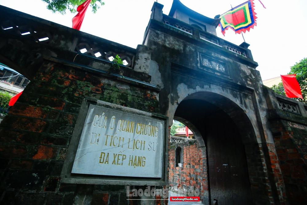 Dấu ấn Ô Quan Chưởng - Cửa ô cuối cùng của Hà Nội xưa