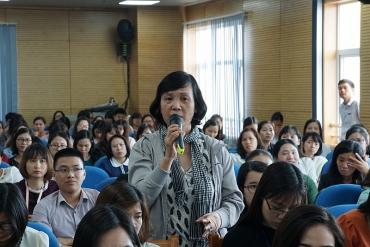 Đối thoại với hơn 400 doanh nghiệp về pháp luật BHXH