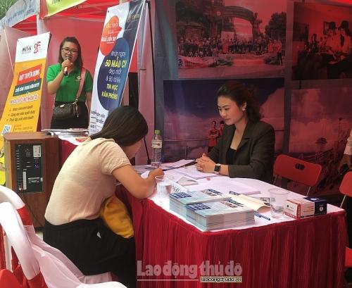 Hơn 5000 cơ hội việc làm cho thanh niên Thủ đô