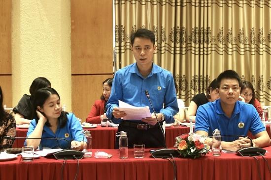 Tăng cường sự lãnh đạo của Đảng với tổ chức Công đoàn khu vực ngoài nhà nước