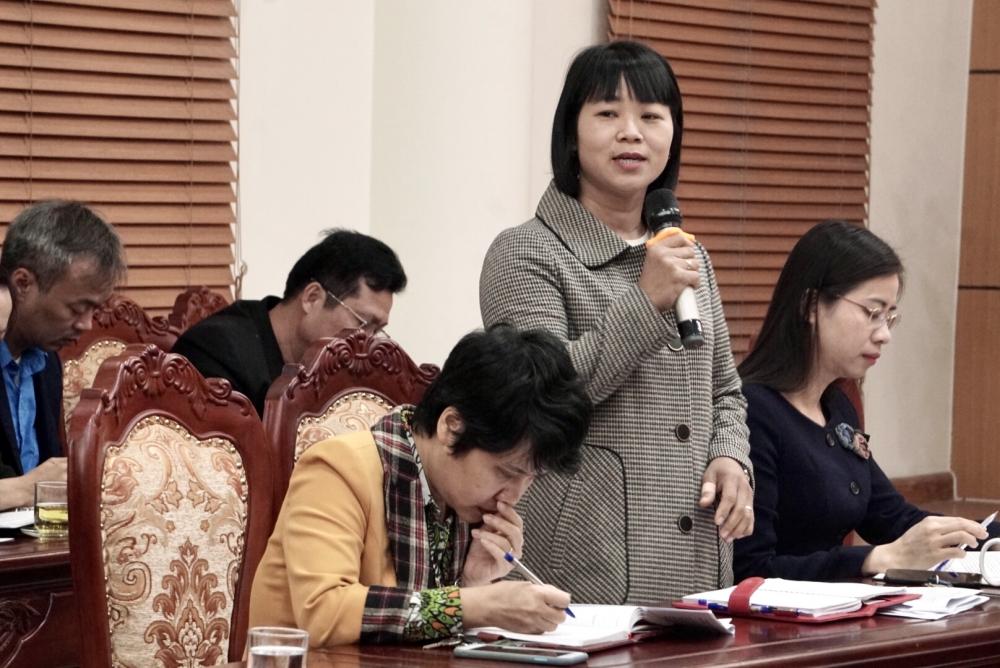 Tổ chức lấy ý kiến đóng góp Chương trình phối hợp giai đoạn 2020 - 2025