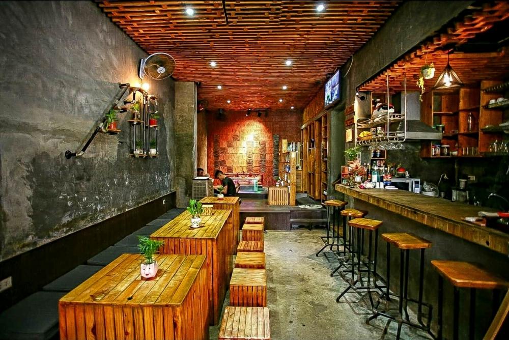 Kiến trúc độc đáo của quán cà phê cá Koi ở Hà Nội từng được vinh danh trên báo Mỹ