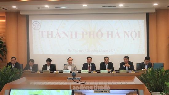 GRDP năm 2020 của Hà Nội tăng cao gấp khoảng 1,5 lần so với cả nước