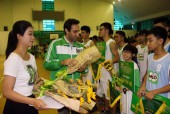 Khởi tranh Giải Bóng rổ học sinh phổ thông Hà Nội năm học 2016-2017