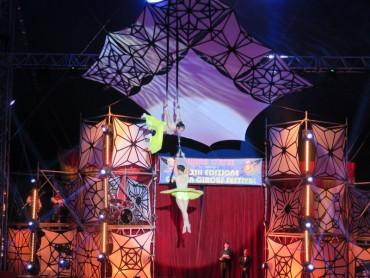 Việt Nam đoạt giải Bạc Liên hoan Xiếc quốc tế Golden Circus