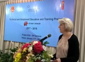 Đan Mạch và Việt Nam kết nối trường học và doanh nghiệp trong đào tạo nghề