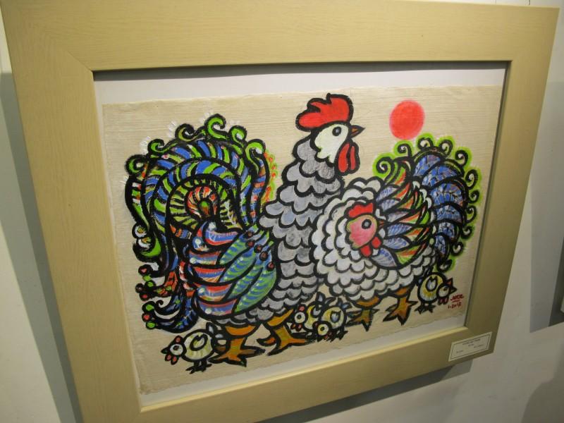 Hội Mỹ thuật Việt Nam triển lãm tranh xuân