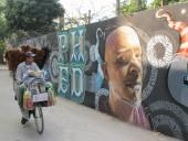 Bức graffiti đẹp nhất Hà Nội