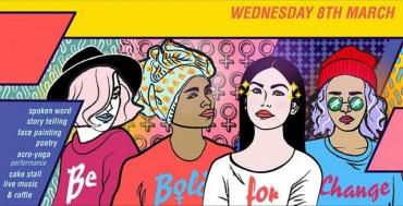 Bạn bè quốc tế ở Hà Nội mừng Ngày Quốc tế Phụ nữ