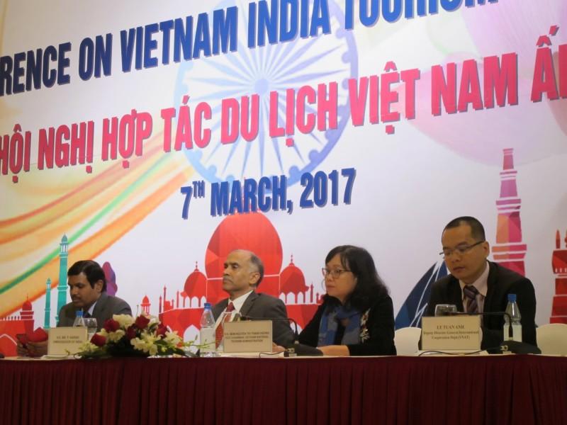Nâng tầm hợp tác du lịch Việt Nam - Ấn Độ