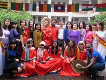 """""""Những sắc màu văn hóa"""" nhân Ngày Quốc tế Pháp ngữ"""