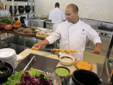 Khám phá hương vị ẩm thực Ấn Độ tại Hà Nội