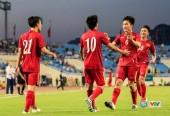 Trận tuyển Việt Nam gặp Afghanistan phát sóng độc quyền trên K+