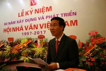 Kỷ niệm 60 năm thành lập Hội Nhà văn Việt Nam