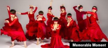 """Trải nghiệm """"Khiêu vũ đường phố Châu Á"""" tại Hà Nội"""