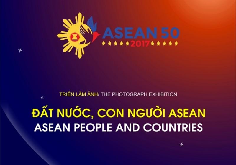 Triển lãm ảnh kỷ niệm 50 năm ASEAN