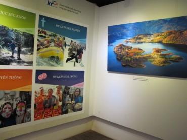 Hội thảo và triển lãm về du lịch nông thôn ở Hàn Quốc