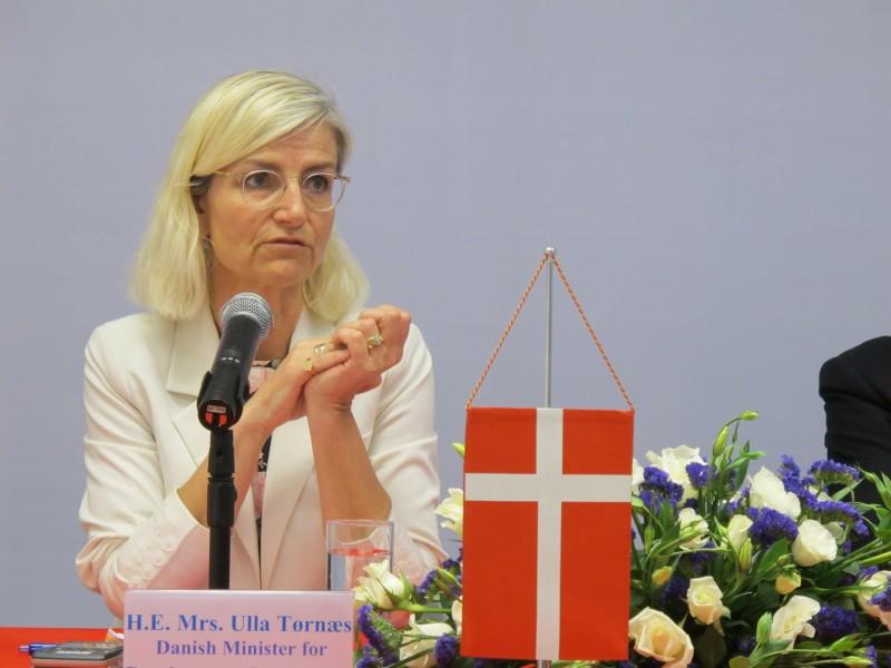 Đan Mạch cam kết tiếp tục là đối tác tích cực của Việt Nam