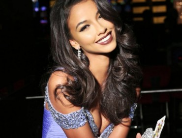 Hoa hậu Pháp Flora Coquerel lần thứ 2 tới Việt Nam