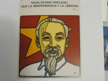 Tình yêu Việt Nam của cố họa sĩ Cuba René Mederos