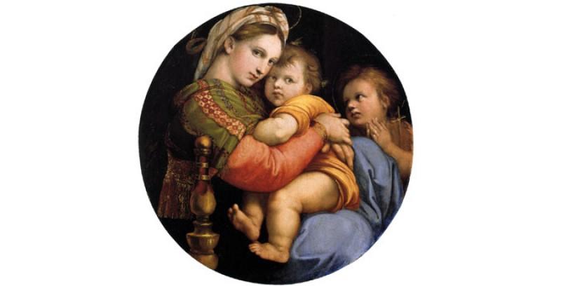 Chiêm ngưỡng tác phẩm của danh họa Raffaello tại Hà Nội