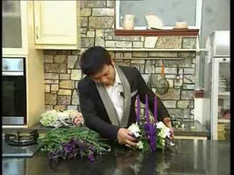 ruc sac mau trong tiec hoa dem cua thien duong