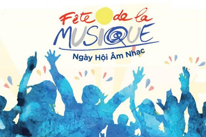 Ngày hội Âm nhạc quốc tế 2017 tại Hà Nội đã đến gần