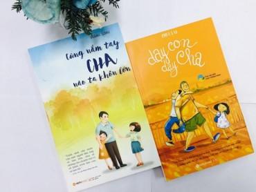 Cùng xem các 'Bố Việt dạy con sống tự lập' ra sao?