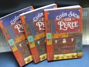 """""""Cuốn sách của Perle"""" không chỉ dành riêng cho thiếu nhi"""