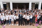 """Tập đoàn Marriott tổ chức """"Ngày hội hướng nghiệp"""" tại Hà Nội"""