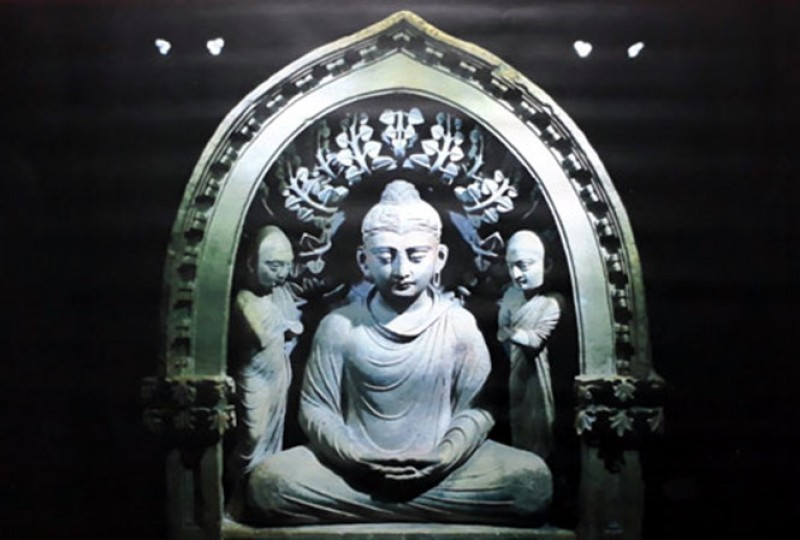 Triển lãm về di sản Phật giáo trên thế giới