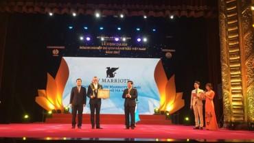JW Marriott Hà Nội được nhận nhiều giải thưởng danh giá