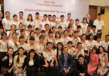 """48 học viên tham gia """"YCI  2016 - 2017"""""""