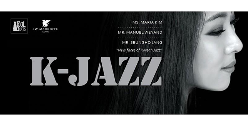 """Thưởng thức """"K-Jazz - Thanh âm Seoul"""" ở Hà Nội"""