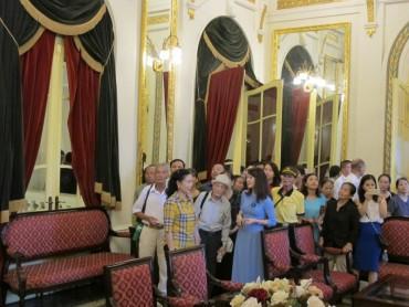 Khai trương hoạt động tham quan Nhà hát Lớn Hà Nội