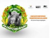 Thử thách ăn chay trong ngày tê giác thế giới